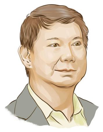 Heritage Master – Hashim Djojohadikusumo
