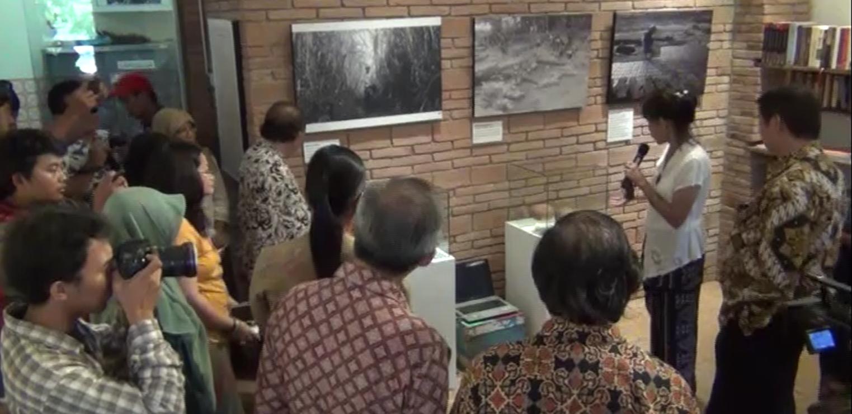 Hashim Djojohadikusumo Inaugurates the Mandala Majapahit at UGM