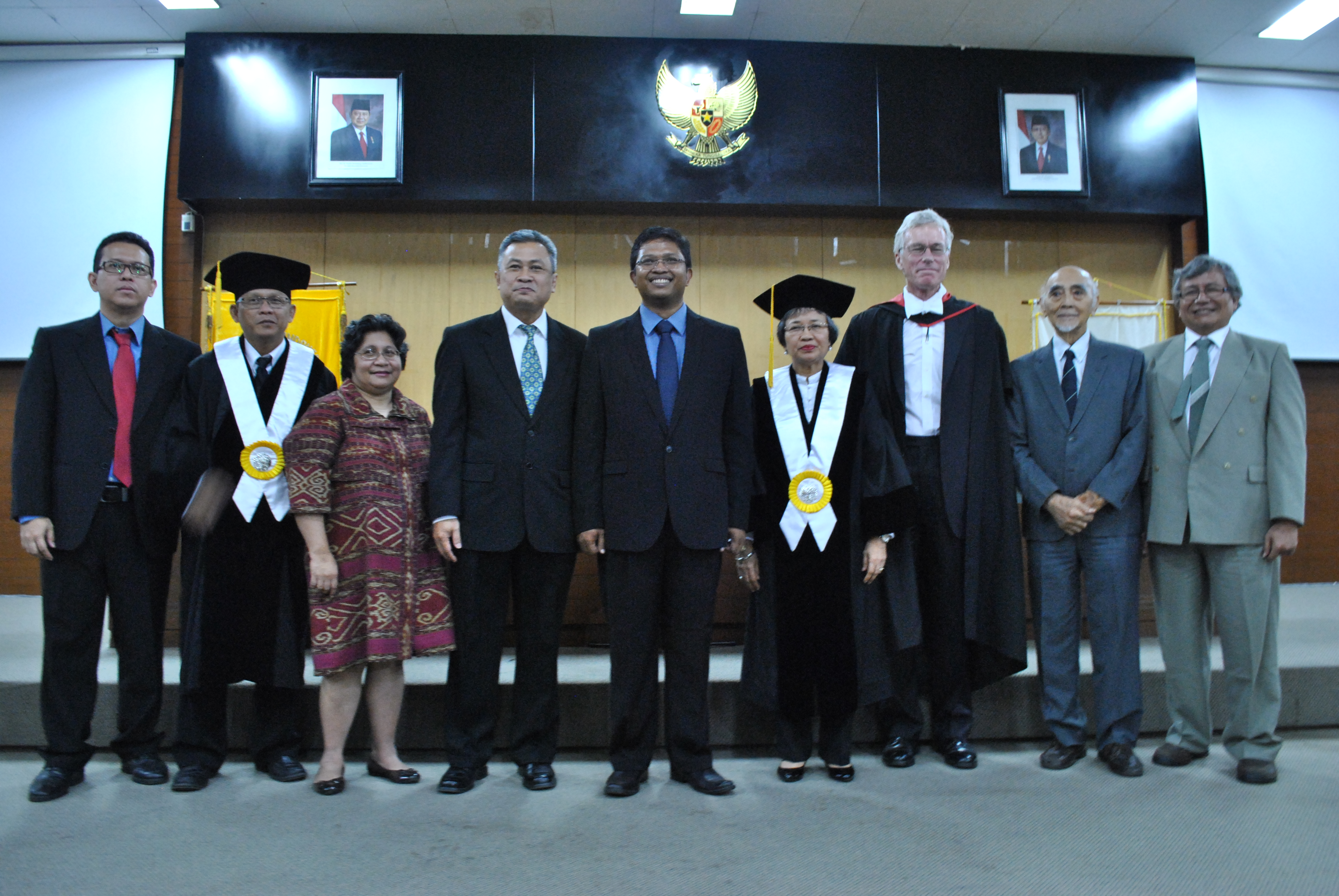Peter Carey Appointed as Adjunct Professor at the Faculty of Humanities, University of Indonesia