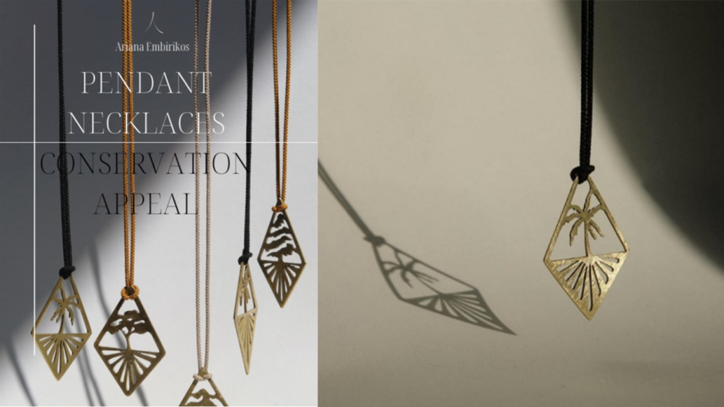 Conservation Collection: Jewellery for the Environment