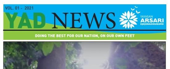 YAD News Vol 1 – 2021